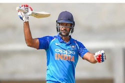 Icc Event Technical Committee Approve Mayank Agarwal As Replacement For Vijay Shankar