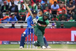 Shakib Al Hasan Becomes The First Crickter To Achieve This Mliestone In Odi World Cup History