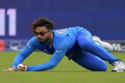 Rishabh Pant Needs To Improve His Out Fielding As Well As Throwing Says R Sridhar