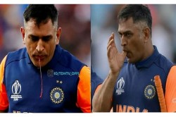 There Is An Update On Ms Dhoni S Thumb Injury Ahead Of Next World Cup Match