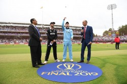 Cwc19 Final Lord S Has Been In Favor Of Toss Losers Can England Repeat The History