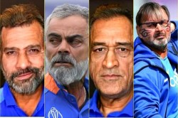 Indian Cricketer S Old Look Gone Viral On Social Media See The Pictures Face App Edited
