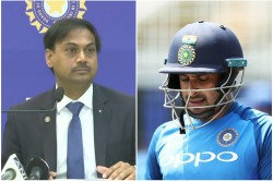 Msk Prasad Reveals Why Mayank Agarwal Got Selecting Instead Of Ambati Rayudu Cwc