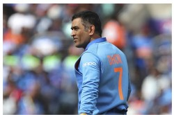 Ms Dhoni Didn T Announce Retirement As Team Management Don T Want It Inside Reports Reveals