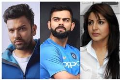 After Virat Kohli Rohit Sharma Unfollowed Anushka Sharma Too On Instagram