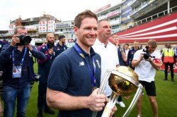 Eoin Morgan Is Uncertain About The Next Odi World Cup