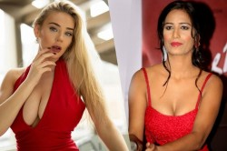 This Model Strips To Enjoy England S Wc Win Twitter Dubs Her As Uk S Poonam Pandey