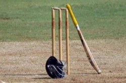 Man Died Due To Heart Attack During Play Cricket In Bilaspur
