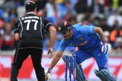 Was Ms Dhoni Out On A No Ball In Semifinal Match Agaisnt New Zealand Here Is Truth