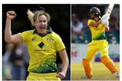 Aussies Women Player Ellyse Perry Becomes First Cricketer To Reach 1000 Runs 100 Wickets In T20i