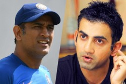 Gautam Gambhir Told The Names Of Those 3 Young Wicket Keepers Who Can Take Dhoni S Place
