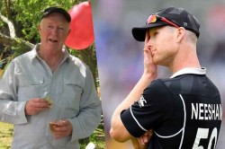 James Neesham S Childhood Coach Died During Super Over