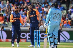Icc Cricket World Cup 2019 Four Mistakes Team India Committe Against England