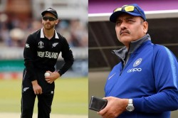 Ravi Shastri Impressed With Kane Williamson S Composure And Dignity