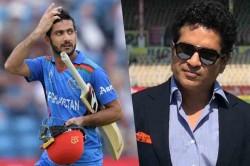 Icc Cricket World Cup 2019 Ikram Ali Khil Breaks Sachin Tendulkar 27 Year Old Record