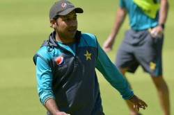 According A Report Pcb Decides To Remove Sarfaraz Ahmed As Test Captain