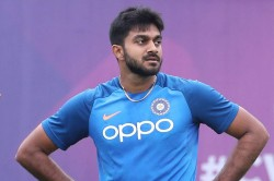 Big Blow For Indian Cricket Team Vijay Shankar Ruled Out Of World Cup