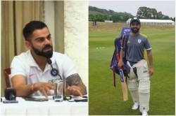 Virat Kohli Backed Ajinkya Rahane Say India Won T Jump The Gun With Him