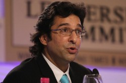Wasim Akram Humiliated At Manchester Airport He Said Feeling Dishearted