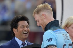 Sachin Tendulkar Fans Got Angry On Icc When It Called Ben Stokes Greatest