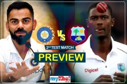 Indvswi 2nd Test Preview India Is All Set For The Whitewash Of West Indies