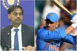 Msk Prasad Reveals Why Ms Dhoni Is Not Selected In T20 Series Against South Africa