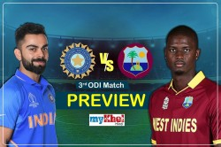 India Vs Windies 3rd Odi Match Preview Port Of Spain Trinidad