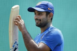 Ambati Rayudu Set To Play In Tnca One Day Tournament