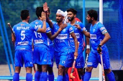 Indian Men S Hockey Team Win Olympic Test Event Beating New Zealand
