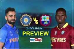 India Vs Windies 2nd Odi Match Preview Port Of Spain Trinidad