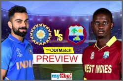 West Indies Vs India 1st Odi Preview India Is Looking To Fix Those Middle Order Concern