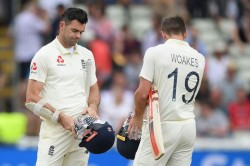 Big Blow For England James Anderson Ruled Out Of Second Test Against Australia