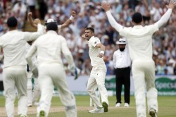Big Blow For England Team James Anderson Ruled Out Of Ashes Series