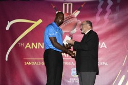 Cricket West Indies Announced Its Annual Awards Jason Holder Wins Test Player Of Year