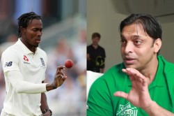 Pakistani Cricketer Shoaib Akhtar Slams Jofra Archer For Not Checking Up On Smith