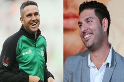 Yuvraj Singh Trolls Kevin Pietersen After Manchester United Thump Chelsea
