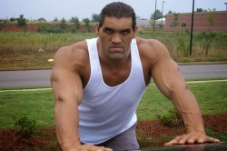 Khali S Body Took A Big Size Due To This Disease He Could Not Wear Shoes