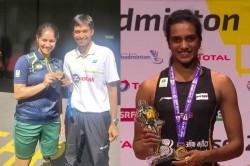 Before Pv Sindhu Manasi Joshi Brought Home Another Gold In Para World Badminton Championship