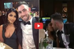 Glenn Maxwell Fell In Love With This Indian Girl Kiss Video Viral On Social Media