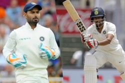 This Former Wicket Keeper Wants Wriddhiman Saha To Replace Rishabh Pant In Jamaica Test