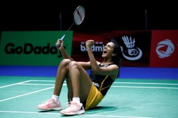 World Championship Pv Sindhu Reached Finals For The Third Time In A Row Beating Yu Fei