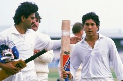 On This Day Sachin Tendulkar Slams First Test Century Against England