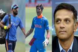 Shubman Gill Said Rahul Sir Advised Not To Change Basic Game
