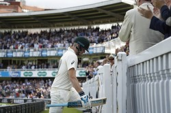 Steve Smith Subbed Out From Lord S Test By Delayed Concussion In Doubt For Third Test