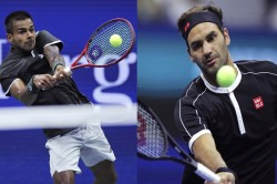 Who Is Sumit Nagal Who Almost Upset Roger Federer At Us Open