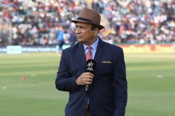Sunil Gavaskar Speak Against Rishabh Pant And Told Who Is Perfect Player For 4th Number