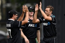 Tim Southee To Lead New Zealand In T20is Against Sri Lanka