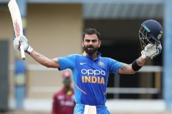 Virat Kohli Hit 43th Odi Century And Break Sachin Tendulkar Record