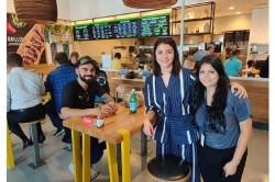 Virat Kohli And Anushka Sharma Enjoying At Miami Ahead Of West Indies Tour
