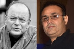 Once Sehwag Left Delhi To Play For Haryana Then Jaitley Stopped Him